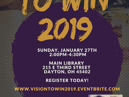 The Vision To Win-Happy New Year
