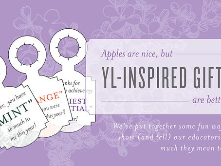 YL Inspired Teacher's Gifts