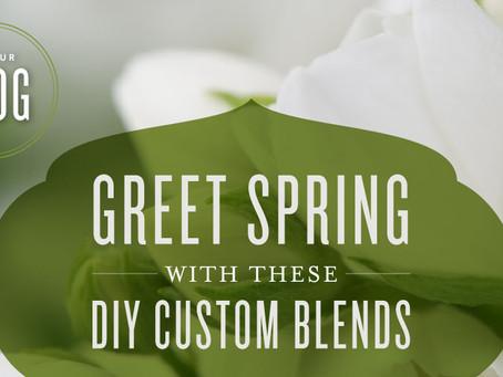 DIY Custom Spring Blends