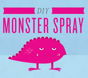 DIY Monster Spray-3 Kid-Friendly Recipes