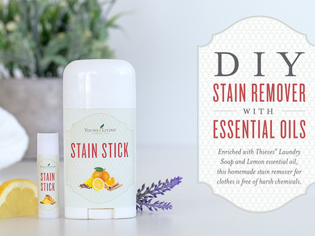 Video: DIY Stain Remover