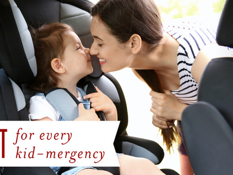 Dr. Mom: Car kit for every kid-mergency