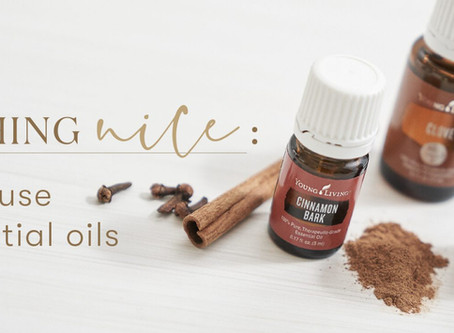 Everything nice: 19 ways to use spice essential oils