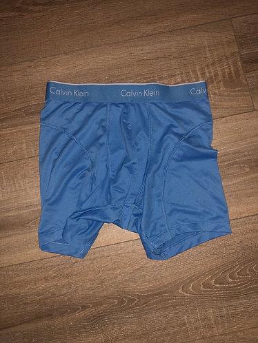 Silky Calvin Klein Trunk Blue