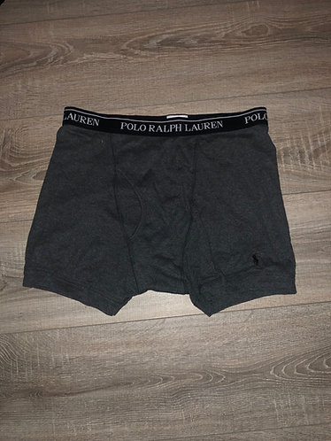 Dark Grey Ralph Lauren Trunk
