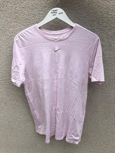 Pink Nike Training T-Shirt