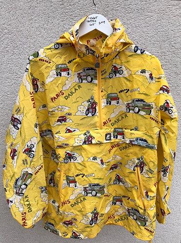 Vintage Rain Coat