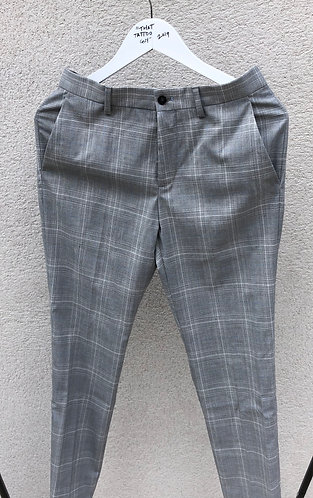 Reiss Check Trousers