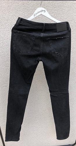 Jack and Jones Black Jeans