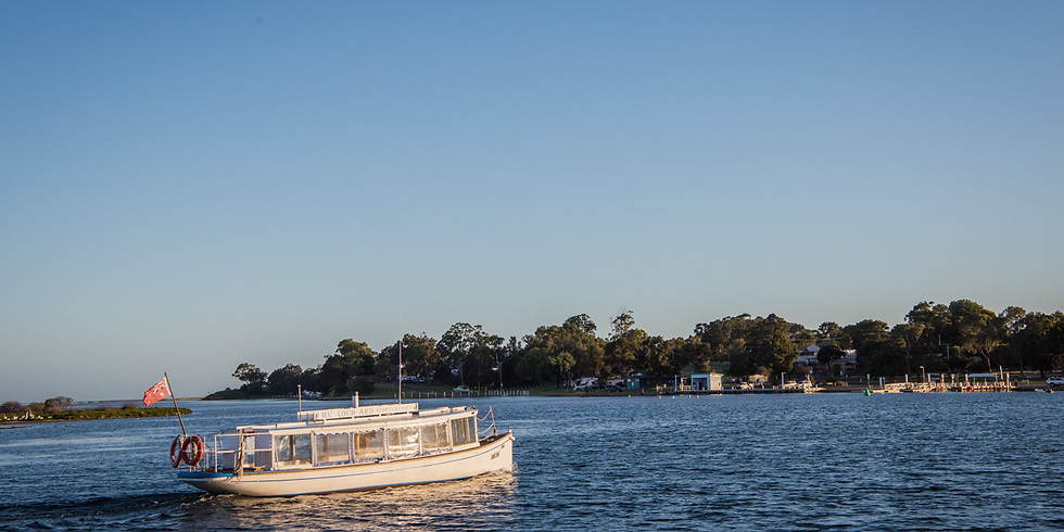 EGCMA Mallacoota Inlet cruise on the M.V. Loch-Ard  - Saturday Afternoon