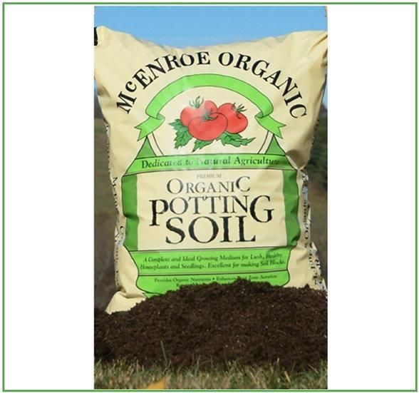 McEnroe Organic Potting Soil