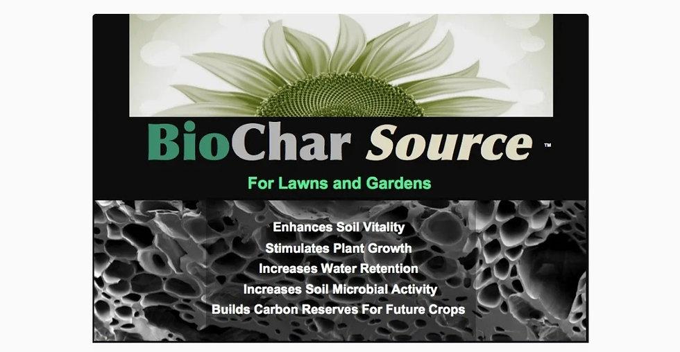 BioChar Source
