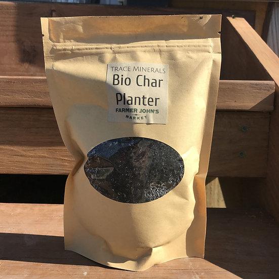 Trace Minerals: BioChar Planter
