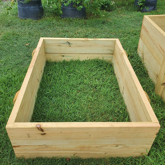 4x4x1 Square Planter Box (Pic as reference)