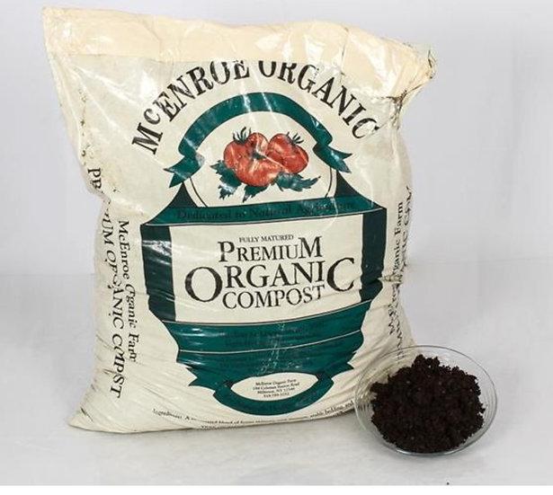 McEnroe Organic Compost