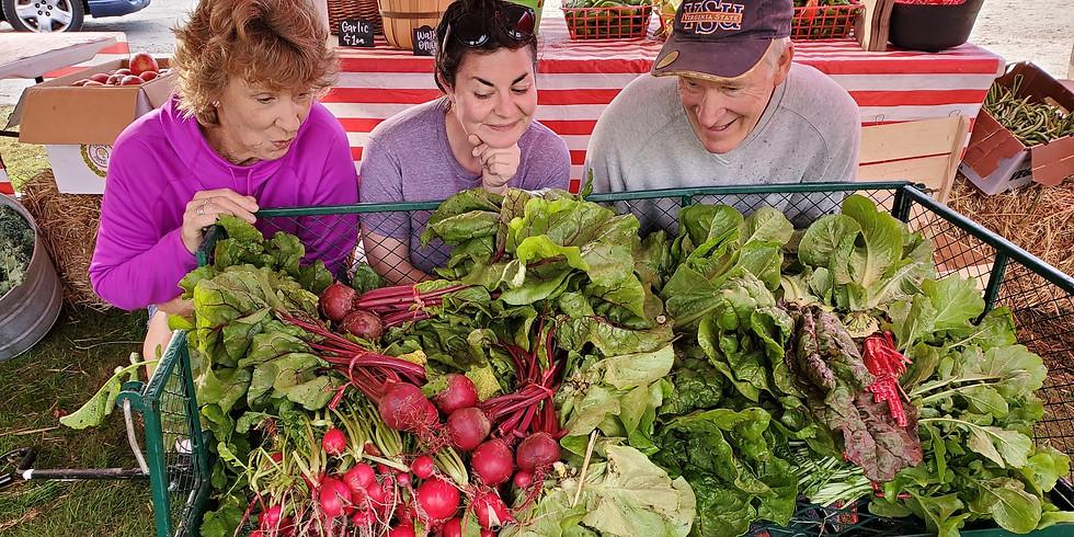 Farmer's Market Grand Opening!