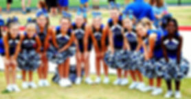 Bobcat Youth Cheer Roanoke Trophy Club Texas