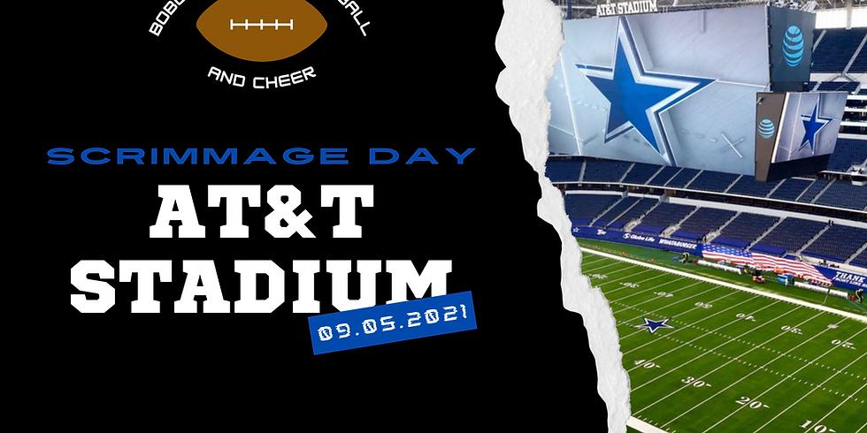 AT&T Stadium Scrimmage
