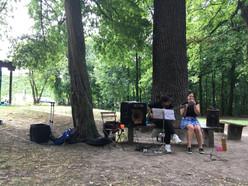 Sommerfest Sur Le Pont