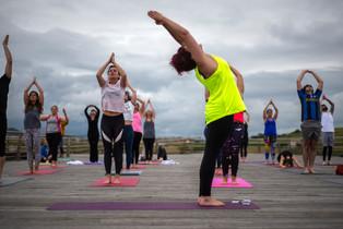 Yoga en La Maruca