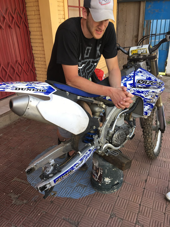 bike tech with Wade Woods