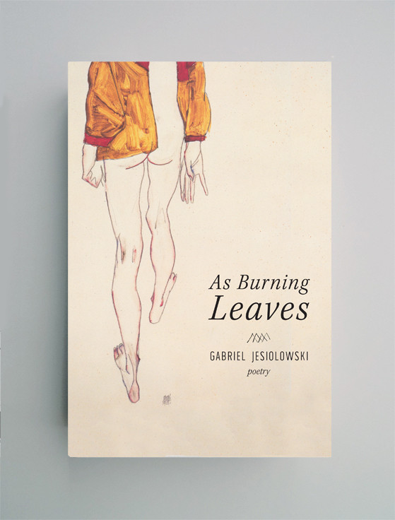 As Burning Leaves Cover