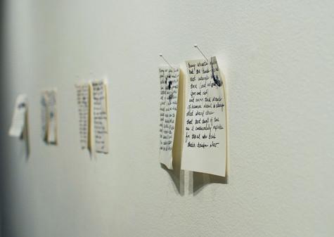 Handwritten Poems