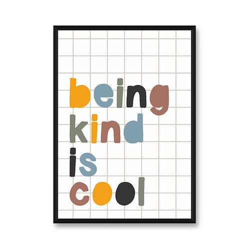 Wall Frame | Be Kind