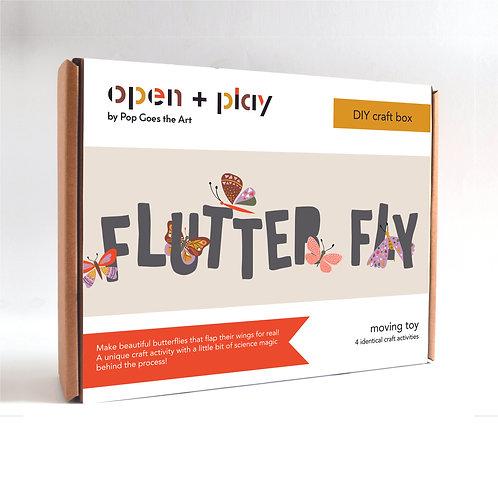 DIY Playdate Box | Flutter Fly