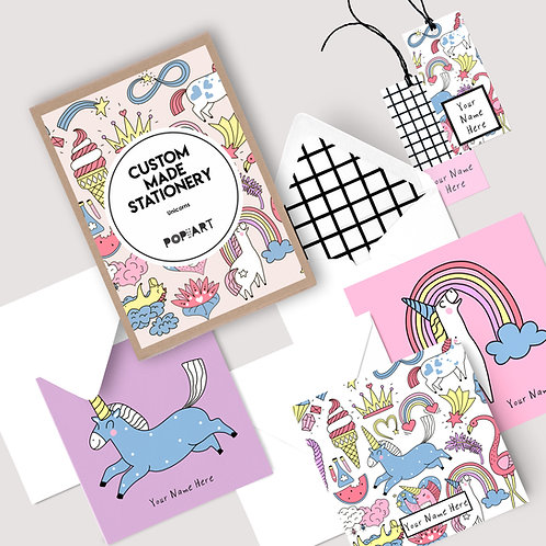 Gift Cards & Tags | Unicorns