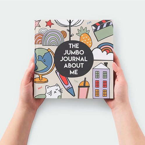 Record Book | The Jumbo Journal About Me
