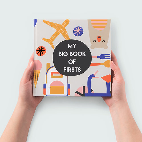 Record Book | My Big Book of Firsts