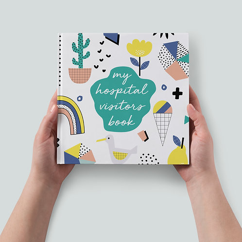 Record Book | My Hospital Visitors Book