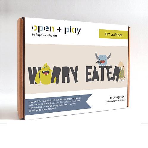 Playdate Craft Box | Worry Eater