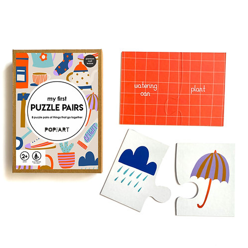 Puzzle Pairs | Things That Go Together
