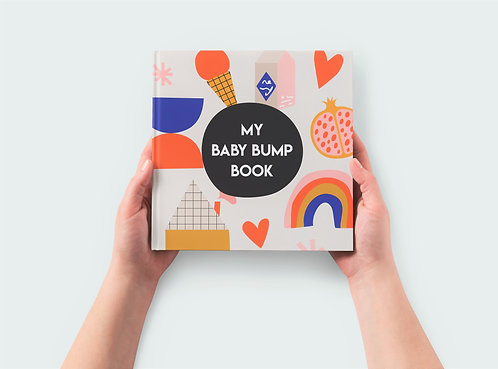 Record Book |  My Baby Bump Book