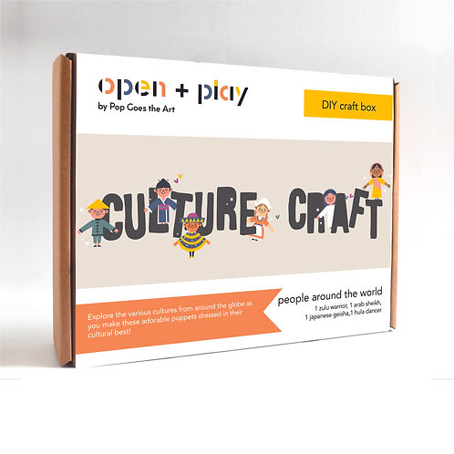 DIY Themed Box | Culture Craft