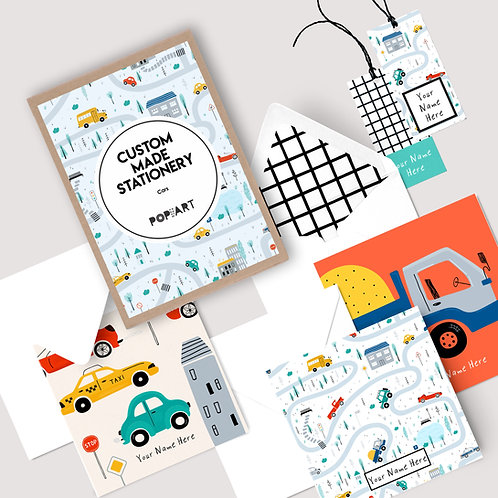 Gift Cards & Tags | Cars