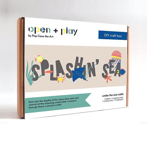 Splashin' Sea | Craft Box