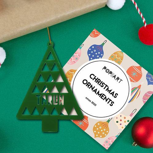 Christmas Ornaments | Tree