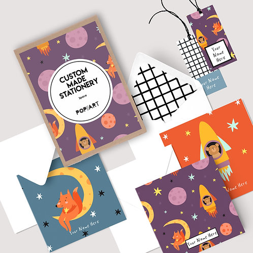 Gift Cards & Tags | Space