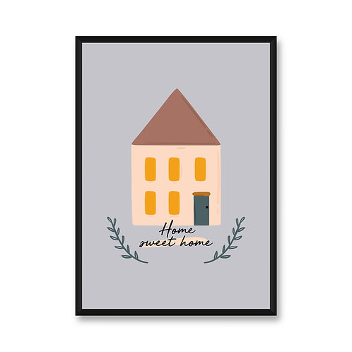 Wall Frame | Home Sweet Home