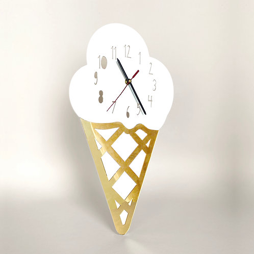 Wall Clock | Ice Cream