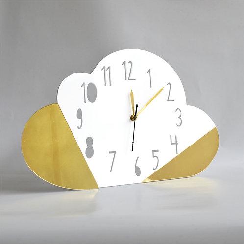 Wall Clock | Cloud