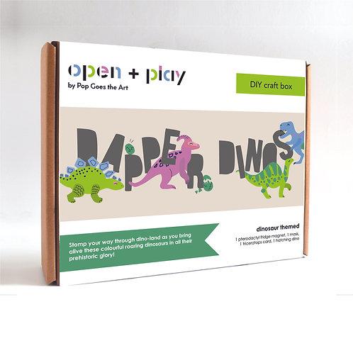 Dapper Dinos | Craft Box