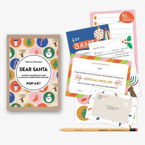 Dear Santa | Write to the North Pole