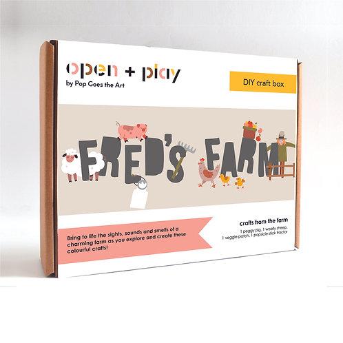 Fred's Farm | Craft Box