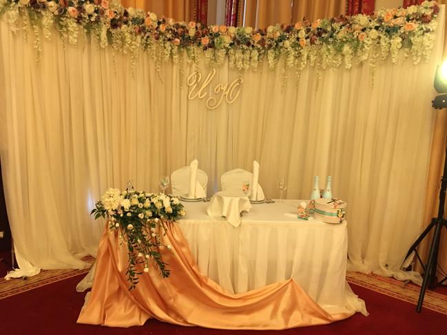 Белоснежная свадьба Ильи и Юлии