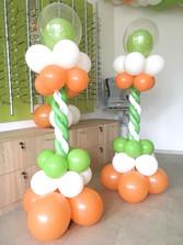 Бонсаи из воздушных шаров