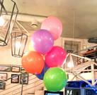 Метровые разноцветные шары-гиганты